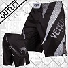 Venum - Fightshorts MMA Shorts / Jaws / Nero