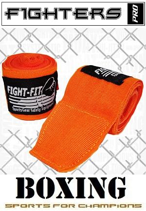 FIGHTERS - Vendas da Boxeo / 300 cm / no elástico / Naranja