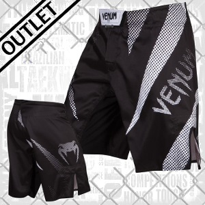 Venum - Fightshorts MMA Shorts / Jaws / Nero / Small